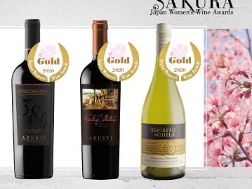 Medallas en Sakura Wine Awards