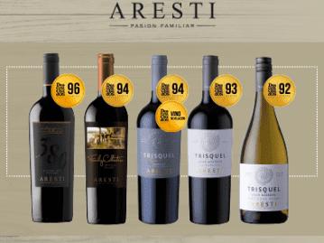 TOP SCORES AT 2021 DESCORCHADOS WINE GUIDE