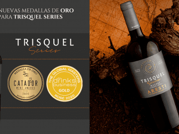 TWO NEW GOLD MEDALS FOR TRISQUEL SERIES